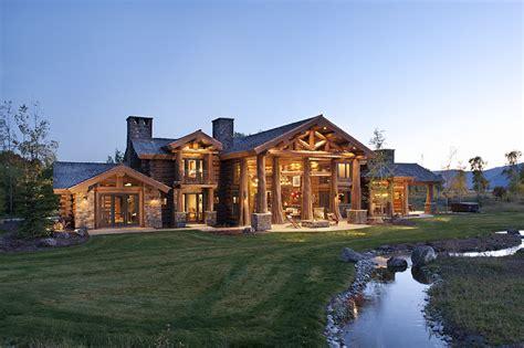 log home for sale dayton washington dayton log home the luxury log cabin wsj