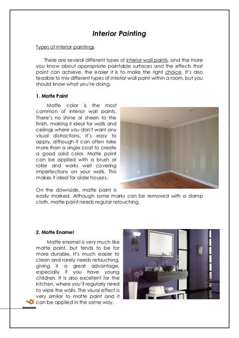 interior paint type types of interior paint billingsblessingbags org
