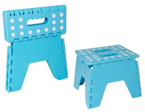 Small Collapsible Step Stool by Portable Folding Step Stool Small Heavy Duty Collapsible