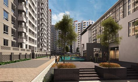 Bangalore Appartments by Sumadhura Silver Ripples 2 Bhk 3bhk 4bhk Luxury