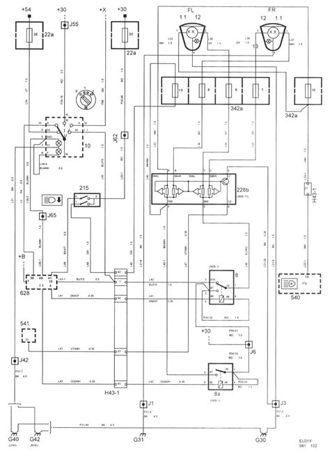 saab 9 3 fog lights wiring diagrams get free image about