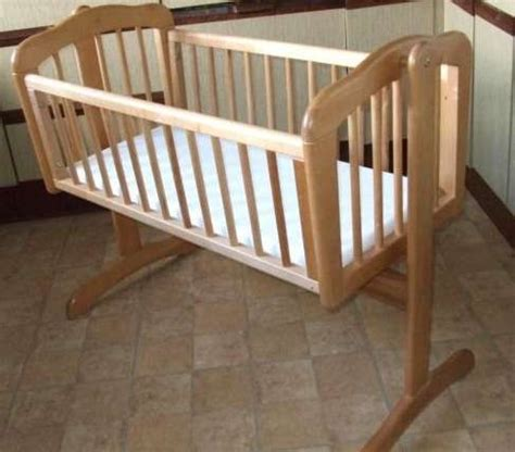 wooden swinging crib furniture orangedove net