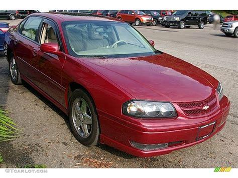 how make cars 2005 chevrolet impala parental controls sport red metallic 2005 chevrolet impala ss supercharged exterior photo 68826308 gtcarlot com
