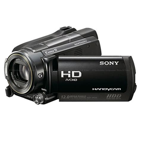 video cam sony xr500 high definition video camera