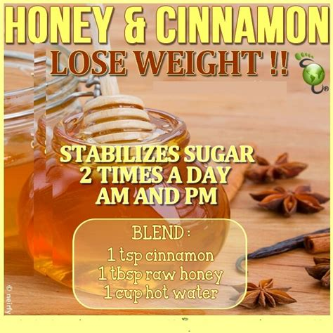 Honey Cinnamon Water Detox by Lose Weight Honey Cinnamon Inspire