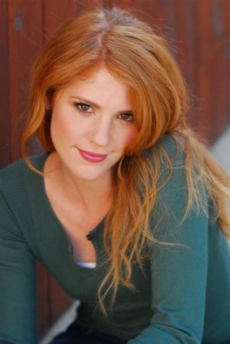 general hospital women with red hair and short haircut show picture erin chambers ladies redheads pinterest