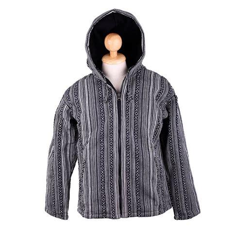 Jaket Abu s jacket garis abu
