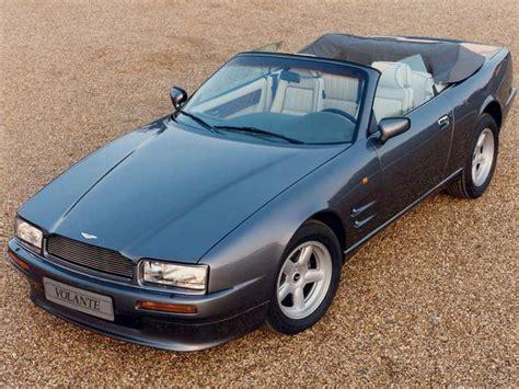 Aston Martin 1990 by 1990 Aston Martin Virage Volante Images