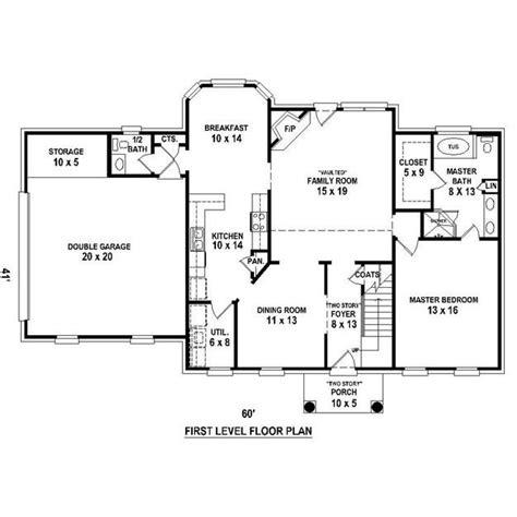 foyer plan floor plan foyer floor plans