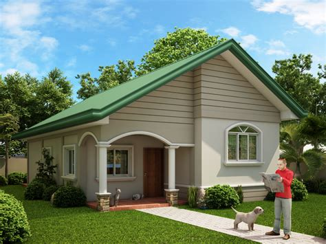 modern small bungalow house design home design modern