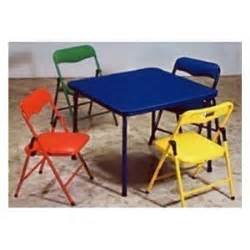 Childrens Folding Table And Chair Set Folding Table And Chairs For Your Pbm Media
