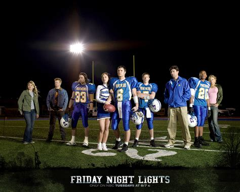 Friday Bight Lights by Friday Lights