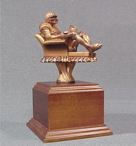 Armchair Quarterback Trophy If You Know Your Gatorade Colors Try These Crazy Super