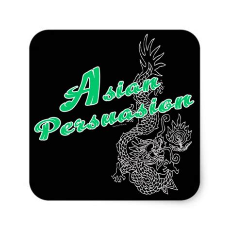 Asian Sticker