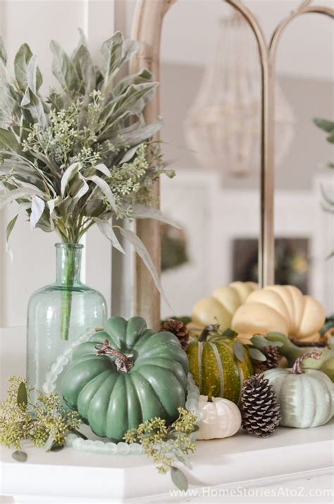 home fall decor diy home decor fall home tour home stories a to z