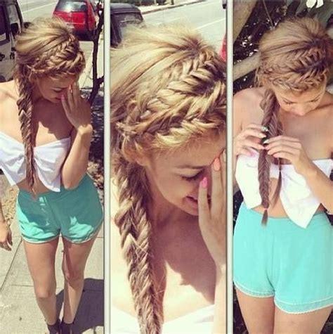 cute hairstyles braids long hair 2014 cute hairstyles for girls braided long hair styles