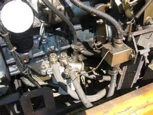 Isuzu 3 Cylinder Diesel Engine I Just Bought An Ihi 30n Mini Excavator With A 3 Cylinder
