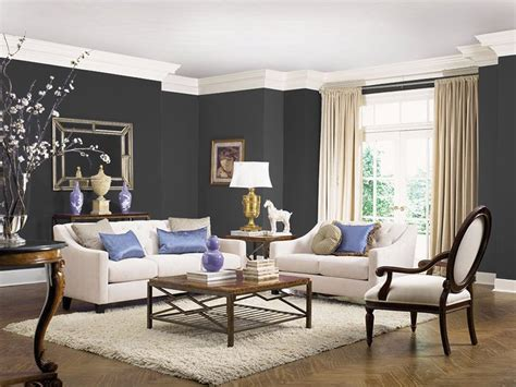Livingroom Paint Colors Olympic S 2018 Color Of The Year Black Magic Walls And