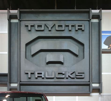 toyota trucks logo the capacity size weight length thread page 3