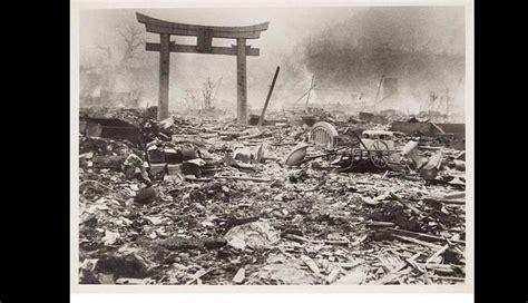 hiroshima japon imagenes ineditas jap 243 n im 225 genes in 233 ditas de nagasaki un d 237 a despu 233 s de la