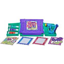 Play Doh Vanity Set Dohvinci Style Store Vanity Design Kit Toys