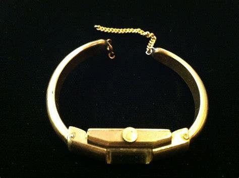 vintage benrus 1 6 10k gold filled wristwatch
