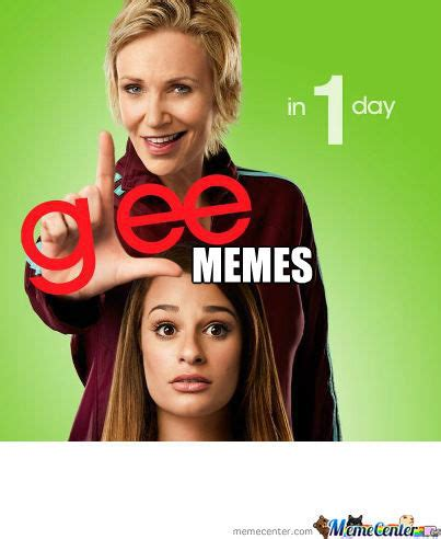 Glee Memes - glee memes by cami28 meme center