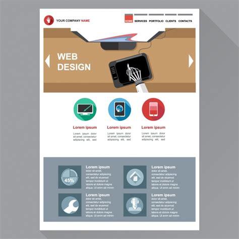scaricare web gratis web template scaricare vettori gratis
