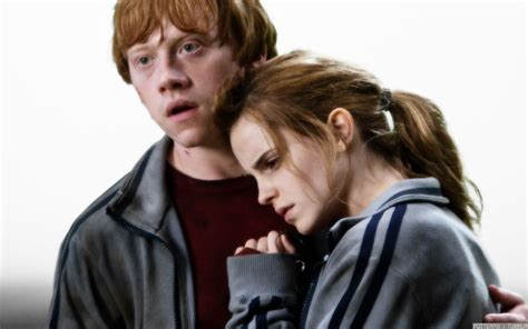 Hermione Granger Et Weasley by Weasley And Hermione Granger Deathly Hallows Part 2