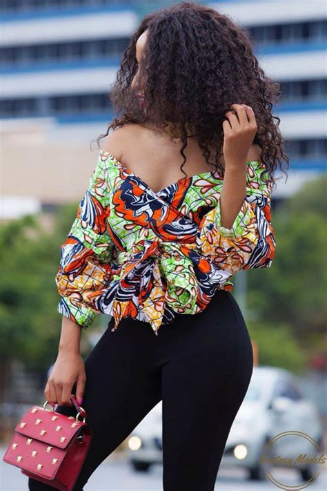 8939 Aysel Ethnic Blouse 159 best images about prints on africa fashion style and peplum tops