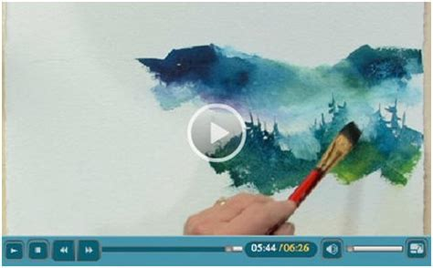 watercolor tutorial advanced today s arts helpful photo painting watercolor and