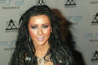 Aguilera Is An Oompa Loompa by February 2010 Top Fashion Hairstyles