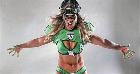 hottest lfl players top 15 hottest lingerie football players