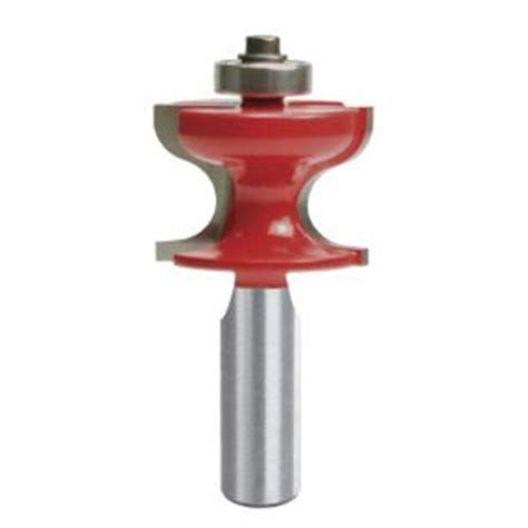 Window Stool Home Depot by Diablo 1 2 In Carbide Window Stool Router Bit Dr99462 The Home Depot