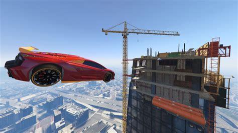 fast and furious jumper fast furious building jump gta 5 online doovi