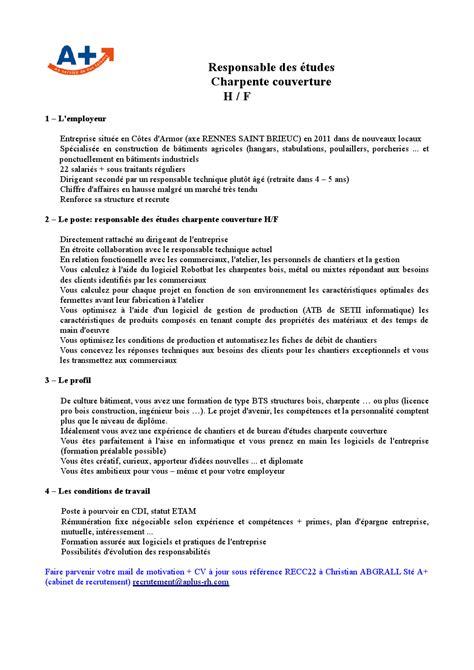 Lettre De Motivation Ecole Bts Ag Lp Lycee Des Metiers Du Bois Et De L Habitat
