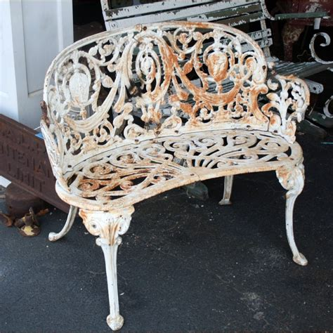 cast iron outdoor furniture for sale