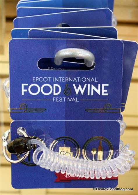 Are Disney Gift Cards Reloadable - 2015 epcot food and wine festival 20th anniversary festival merchandise the disney