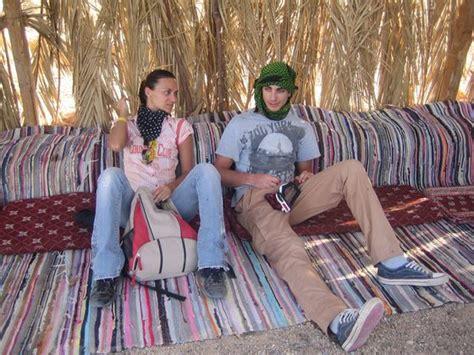 tenda beduina tenda beduina viaggi vacanze e turismo turisti per caso
