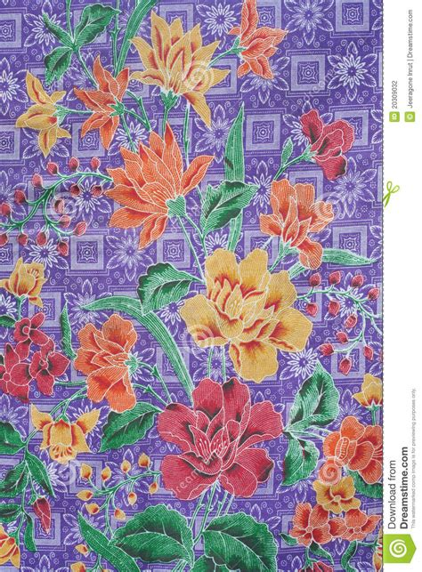 batik design in thailand batik design in thailand stock photography image 20309032