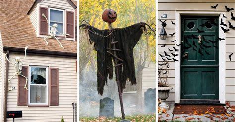 decoracion casas halloween 20 espeluznantes decoraciones de hallowen para tu casa