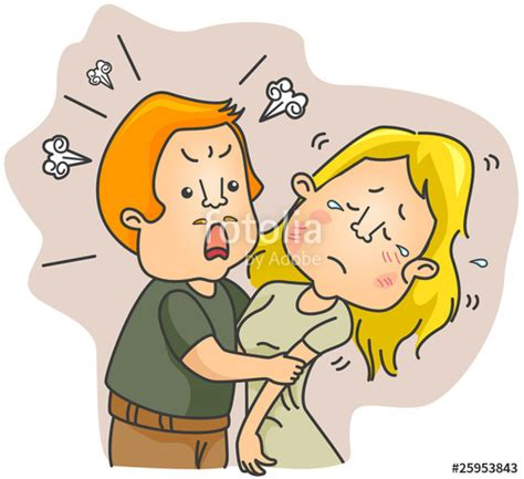 imagenes de violencia de genero en caricatura quot domestic violence quot im 225 genes de archivo y vectores libres