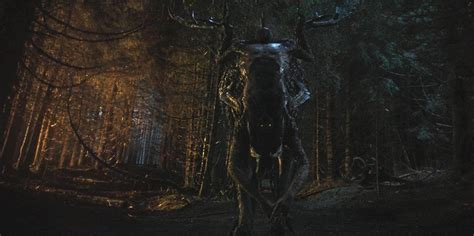 the ritual 2017 monsters horror