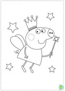 peppa pig coloring pages peppa pig coloring page dinokids org