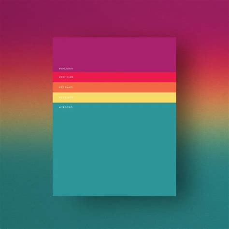1000 ideas about create color palette on color palette from image complimentary