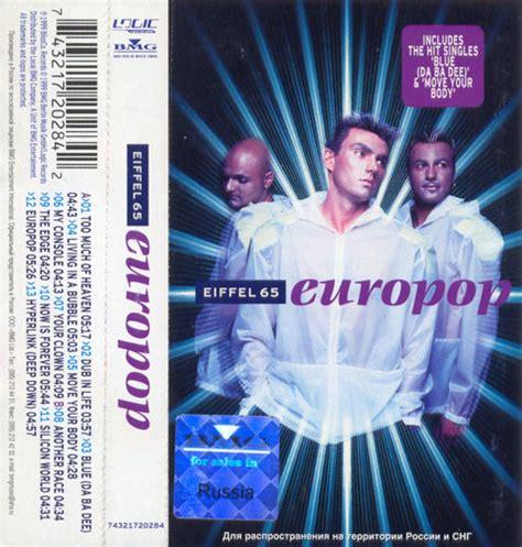 Da Ba Dew V2 By 57 eiffel 65 europop cassette album at discogs