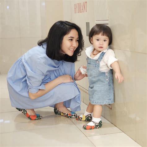 Dress Gempita Baju Anak Perempuan 15 foto style ala keluarga kecil yang bikin kamu pengen