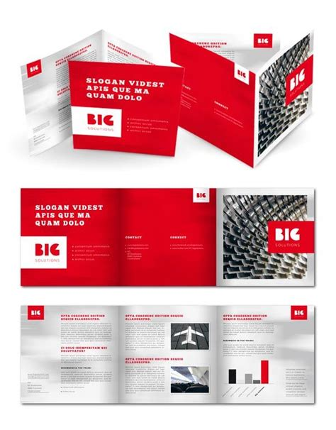 Awesome Brochure Templates by 30 Best Images About Newsletter Design On
