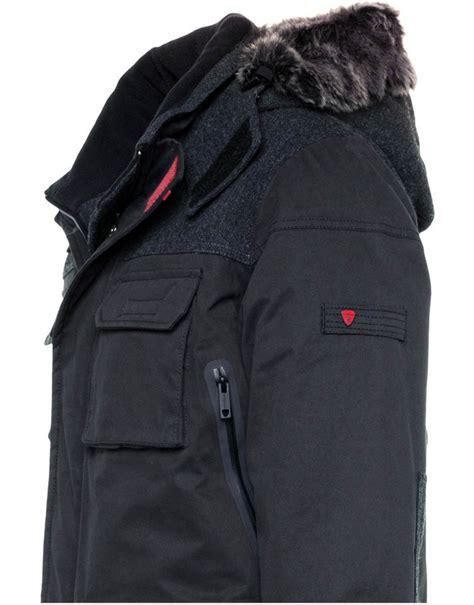 Jacket Coat Parka Strellson Original strellson crasher duck parka black bnwt by strellson ebay