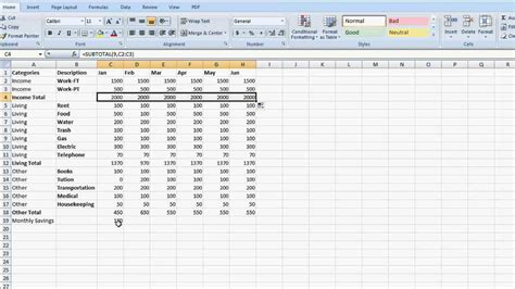 How Do You Do A Spreadsheet by How To Make A Spreadsheet On Microsoft Excel